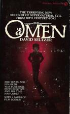 The Omen by David Seltzer 1976 Signet Paperback with Black & White Movie Photos