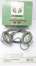 Vintage Pioneer Stereo Headphone Mimmy SE-2P