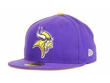 Minnesota Vikings New Era NFL 59FIFTY Fitted Cap Hat - Size: 6 5/8