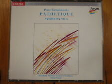 Tchaikovsky: pathetique Symphony No. 6 Anton Nanut Radio Symphony Orchestra ljubl