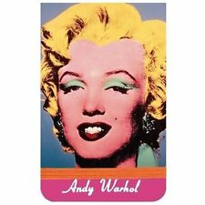 Warhol Marilyn Mini Journal by Galison Publishing Staff (2013, Diary,...