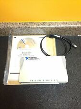 National Instruments USB-232/2, 2-Port RS232 Serial Interface for USB NEW!