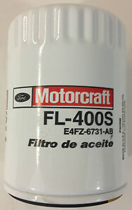 NEW OEM Ford FL400S Oil Filter - Silicone Anti Drainback Valve E4FZ6731AB FL2005