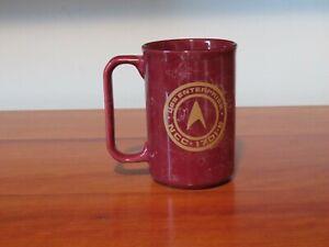 Star Trek USS Enterprise 1701-E Captain's Ceramic Coffee Mug