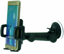 15cm Long Car Window Suction Holder Mount for Galaxy S2 S3 S4 S5 S5 S6 Edge Mega