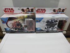 Star Wars Force Link Rathtar Bala-Tik & Imperial Probe Droid Darth Vader New