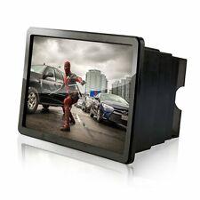 Mobile Phone Screen Enlarge Magnifier HD 3D Mobile Cinema Stand Smart Phone UK