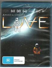 BLU-RAY ANGELS & AIRWAVES LOVE New & Sealed With Special Features
