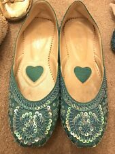 Indian Kuseh Shoes