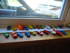 Lot Of 23 Vintage Small Cars , Trucks And Airplanes And Other