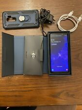 "SAMSUNG Galaxy S9 Plus Smartphone 6.2"" 64GB for T-Mobile / Black SM-G965U / READ"