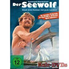 Der Seewolf (2-DVD) ZDF-Vierteiler mit Raimund Harmstorf *Neu+OVP*