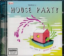 Triple J House Party Volume 5 2-disc CD NEW Mixed by KLP