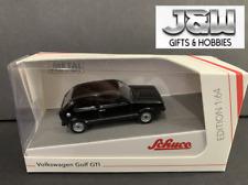Schuco Volkswagen Golf GTI Black 1/64