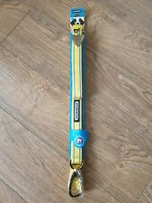 Dogness Reflective Pet Dog Lead/Leash Upto 41kg/90Lbs yellow Large