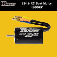 Rocket 2948 Brushless Motor 4800KV for Traxxas Blast Feilun FT011 RC Boat Car