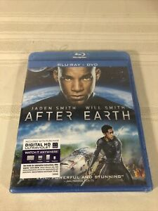 AFTER EARTH BLU-RAY STEELBOOK 2013 UK LIMITED EDITION NEW SEALED FREE SHIPPING