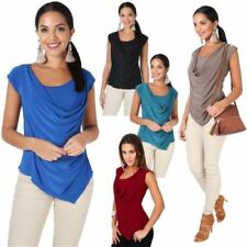 Party Draped Other Women's Tops