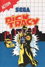 ## SEGA Master System - Dick Tracy / MS Spiel ##