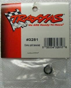 TRAXXAS #3281 SPLIT BEVELED CONE FOR SG ENGINE SHAFT:TRAXXAS REVO & NITRO SLASH