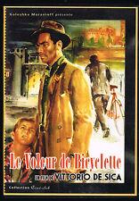 DVD: Vittorio de Sica: le voleur de bicyclette. ciné-club. A1