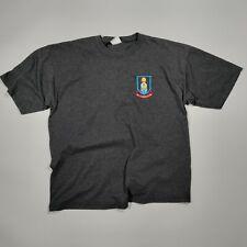 Vintage 90s Las Vegas Luxor Shirt Adult 2XL Grey Embroidery Casino Pyramid Mens
