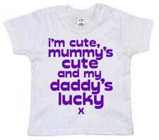 Camisas y camisetas blancas de 0 a 3 meses para niñas de 0 a 24 meses