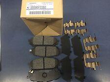 Rear Brake Pad Kit Subaru Forester Impreza 26696FE050 Genuine 2004-2008 OEM NEW