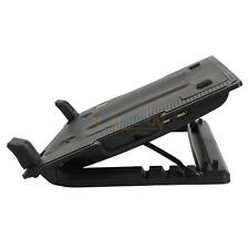 """9-17"""" USB Fan Laptop Tablet Cooling Pad Stand Foldable Iron Network Cooler"""