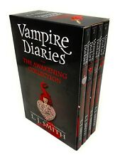 Vampire Diaries Awakening 1 To 4 Books Young Adult Set Paperback By L J Smith