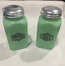 Green Kitchen Glass Shakers For Sale Ebay