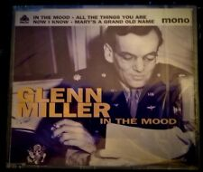 GLENN MILLER - In The Mood Mono Digitally Remastered CD NUOVO! SIGILLATO!