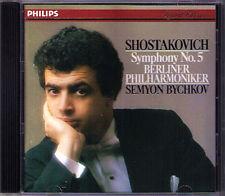 Semyon BYCHKOV: SHOSTAKOVICH Symphony 5 Berliner Philharmoniker Schostakowitsch