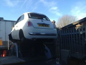 Fiat 500 for spares or Repairs 61 reg 1.2 petrol 5 speed