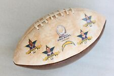 San Diego Chargers Nfl Hawaii 2012 Pro Bowl Football Limited Edition of 1300