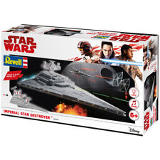 REVELL STAR WARS Build & Play Imperial Star Destroyer (niveau 1) (échelle 1:4000)