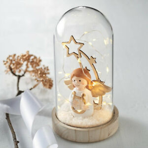 Leonardo Beleuchtete Glocke MARIE 20 cm