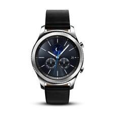 Samsung Galaxy Gear S3 Classico Nero Cinturino pelle Bluetooth Smartwatch