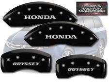 """2011-2017"""" Honda Odyssey"""" Delantero + Posterior Negro MGP Disco Freno Pinza"""