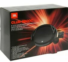 JBL Club 9600C 540W Peak (180W RMS) 6x9