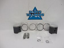 Wossner Piston Kit X2 Yamaha RD350 1973-1975 RD400 1976-1979 Over Bore 64.25mm