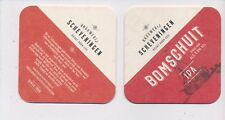 1 Scheveningen brouwerij Scheveningen beercoasters Beer Mat (29273)