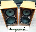 Anapeach Loudspeaker Restoration