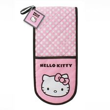 Hello kitty Double Oven Glove-SANRIO-NEW WITH TAGS.