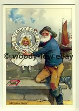 ad3444 - Lifebuoy Soap - Fisherman & Girl   Modern Advert Postcard