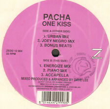 PACHA - One Kiss - Z Records - 1991 - ZEDD 12 004 - Uk