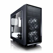 Caja Semitorre fractal Design Fd-ca-focus-mini-bk- en Stock