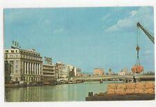 The Jones Bridge Across Pasig River Manila Philippines 1979 Postcard 428a