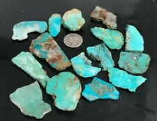 Large Turquoise SLABS. Hand Picked. 42.26 Grams. 211.65 ct. Great Color &