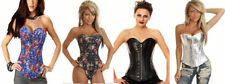 Unbranded Satin Basques & Corsets for Women with Overbust